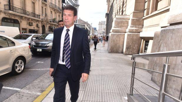 El juez federal Julián Ercolini (foto Adrián Escandar)
