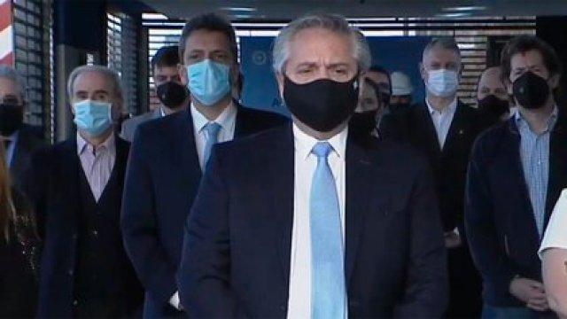 Alberto Fernández volvió a cuestionar a Mauricio Macri