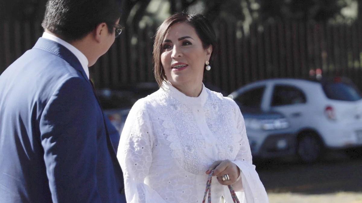 Rosario Robles salió sin ser vinculada a proceso y la FGR no solicitó medidas cautelares