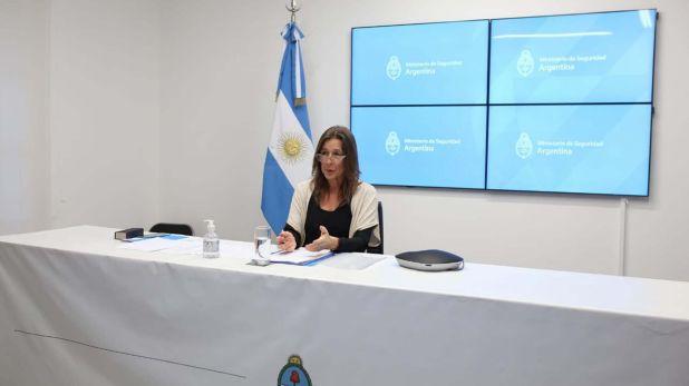 La ministra Frederic consideró que hay que repensar las políticas de seguridad en el combate contra las drogas