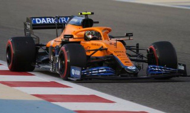McLaren MCL 25M (REUTERS/Hamad I Mohammed).