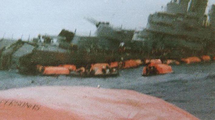 El Belgrano no contaba son sonar, aparato esencial para detectar submarinos