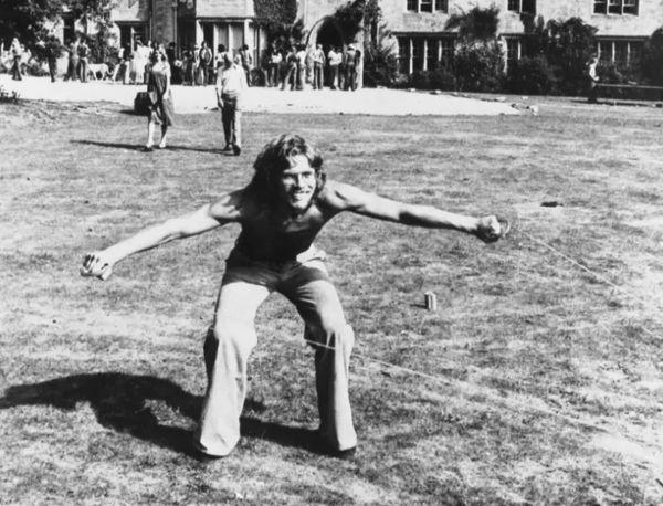 Richard Branson en la época en la que fundó Virgin (Virgin.com)