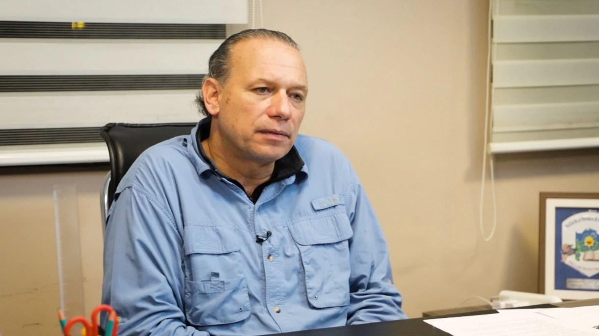 Entrevista a Sergio Berni captura