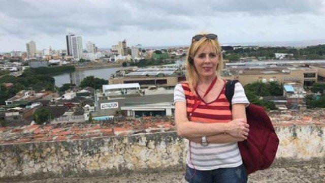 María Daglio perdió la vida a raíz de un paro cardíaco, producto del golpe de su cabeza contra la vereda al momento de sufrir el ataque