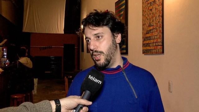 Gervasio Muñoz, titular de la Asociación de Inquilinos Agrupados