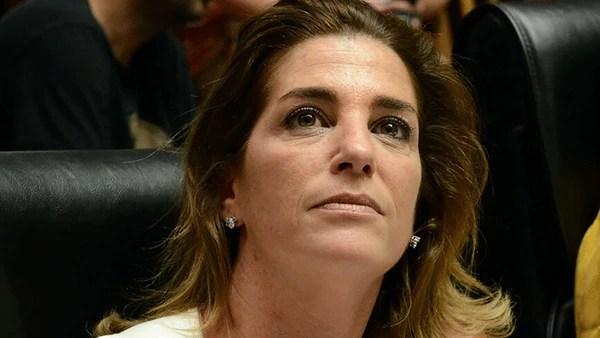 Bébora Pérez Volpin falleció el martes cerca de las 17 horas (Foto: @LegisCABA)
