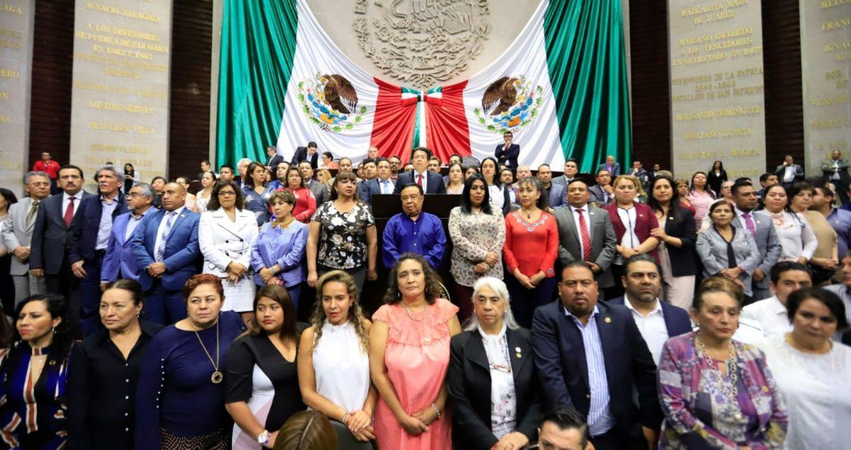(Foto: Diputados Morena)