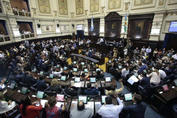 En Diputados está avanzado el acuerdo para que la mayoría de los legisladores sesionen en forma virtual (Salva Santiago)