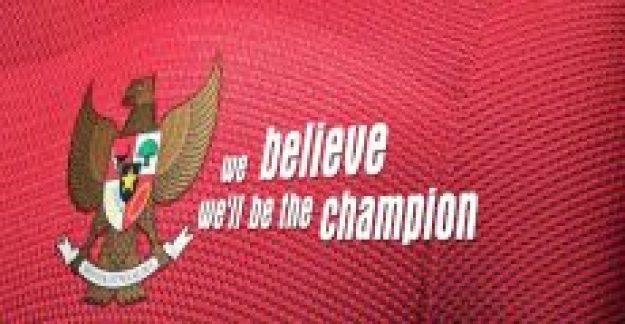 Maju terus Timnas Indonesia