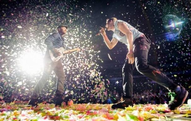 Konser Coldplay