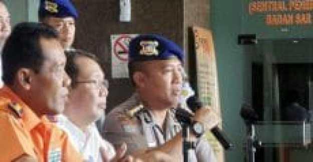 Preskon Kepala Basarnas dan polisi
