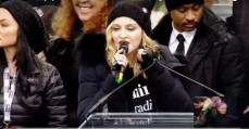 madonna orasi anti trump