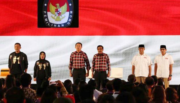 pilkada dki yang meriah bukti berjalannya demokrasi di indonesia
