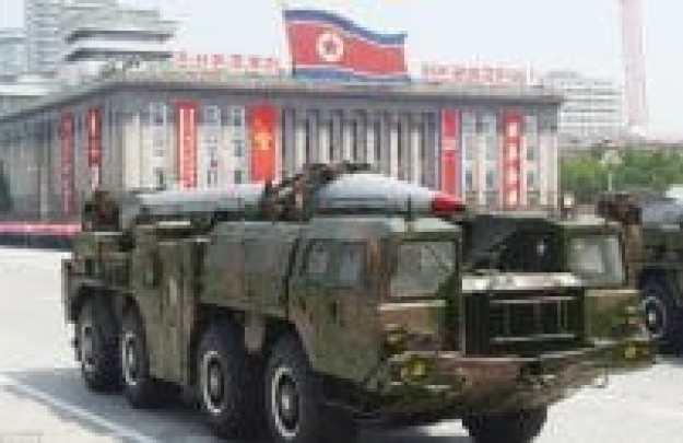 militer korea utara andalkan rudal nuklir antar benua