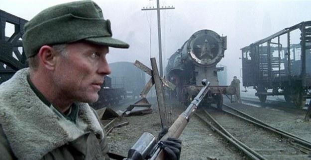 Sniper Terbaik Perang Dunia II Vasily Zaytsev vs major Koenig