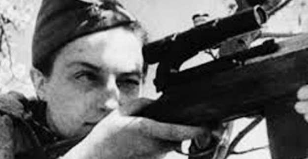 sniper legendaris dunia lyudmila pavlichenko