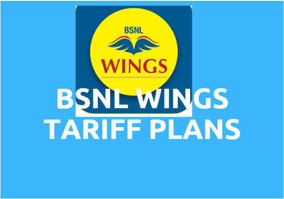 BSNL Wings tariff plans