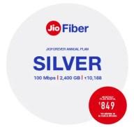 Jio Fiber Silver