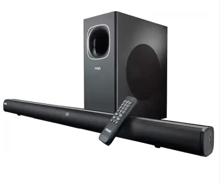 MarQ Soundbar With subwoofer