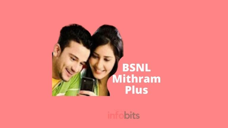 BSNL Mithram Plus Prepaid Mobile Plan In Kerala Circle – Details