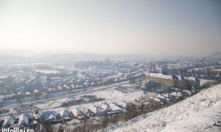 Blajul iarna – 30 decembrie 2014