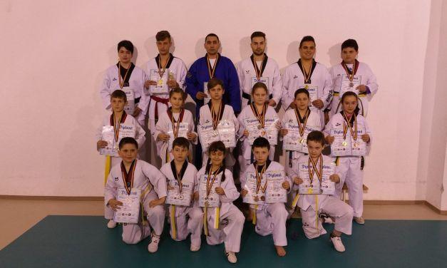 Koryo Blaj la Campionatul National de Taekwondo – 18 martie 2017