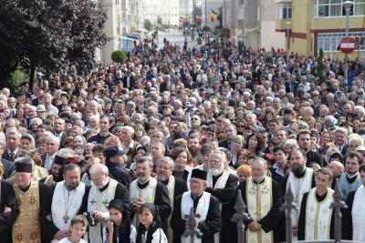 sfintire biserica sf maria blaj 2010