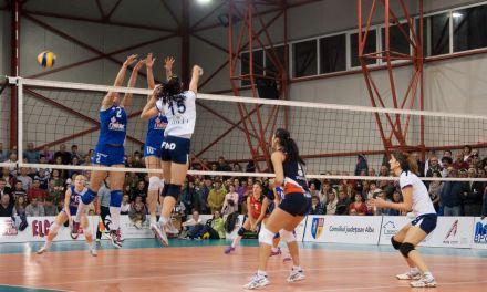 Volei CSV Alba Blaj – CSM Lugoj – 17 nov 2012