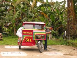 bohol tricycle