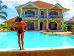 Bohol Linaw Beach Resort Pool