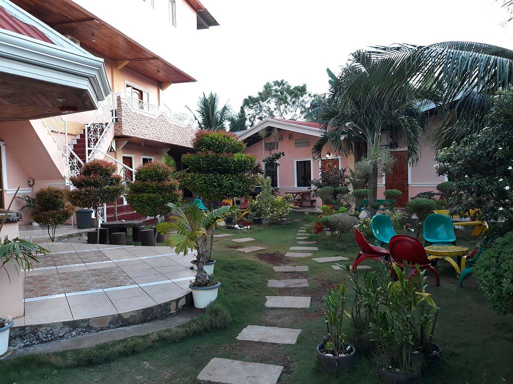 Language In 45 And 47 Stella Street: Bohol Budget Resort Panglao