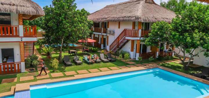 Best Offers At The Scent Of Green Papaya Resort Panglao 005