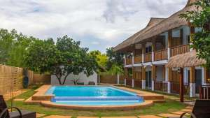 Best Offers At The Scent Of Green Papaya Resort Panglao 007