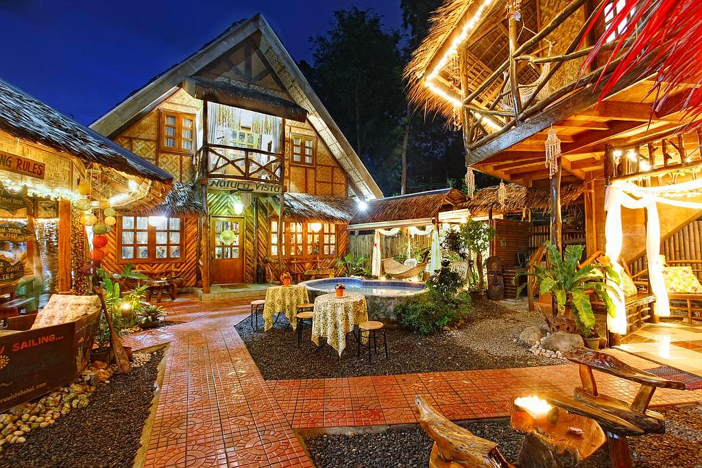 Book Your Stay At The Bed And Breakfast Natura Vista, Dauis, Philippines Cheap Rates! 003