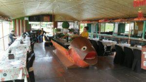 Floating Restaurant Loboc Riverwatch Bohol 55