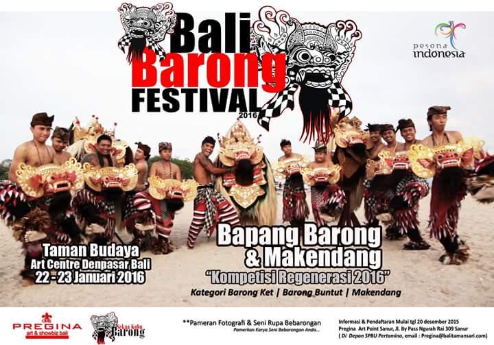 festival Bali Barong