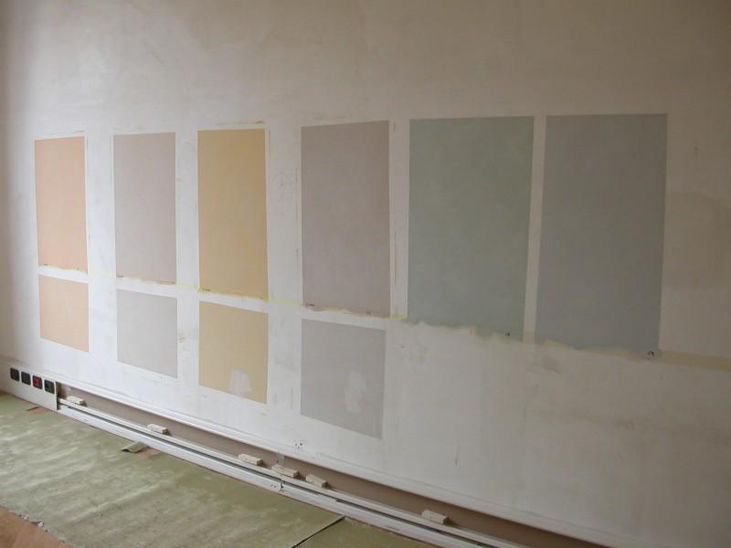 I colori caldi sono l'ideale per rendere accogliente una stanza. Pitture Per Finitura A Parete
