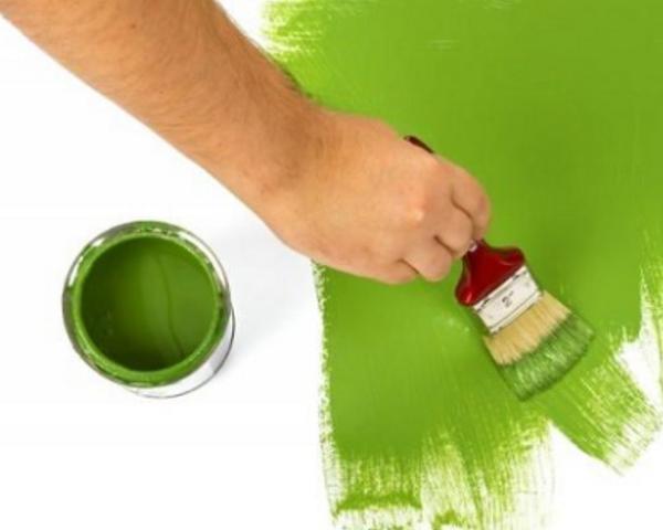 pittura pistola a spruzzo per imbiancare: Pittura Per Interni Consigli Per La Tinteggiatura Perfetta