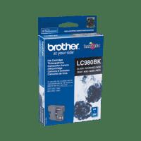 Cartouche d'encre LC980BK Brother originale – noir