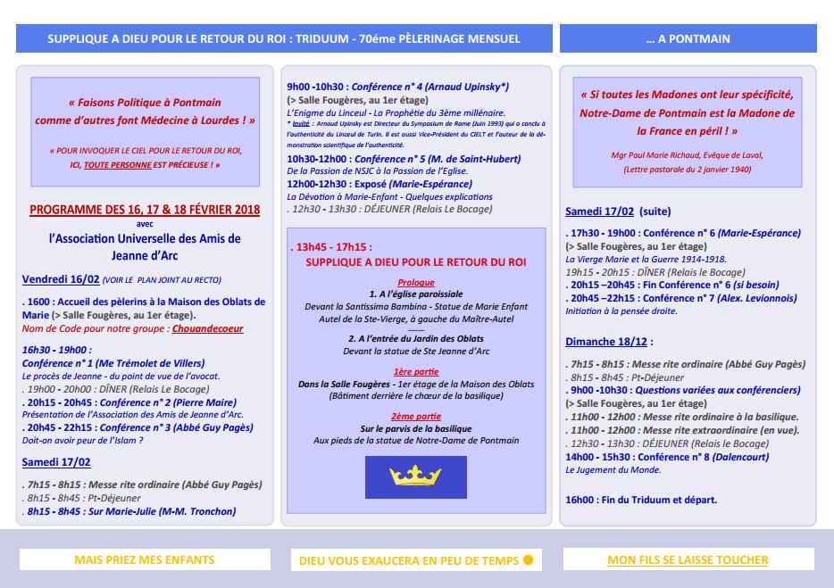 Pèlerinage/conférences à Notre-Dame de Pontmain (53) du 16 au 18 février !! 2018-01-30_10h46_24