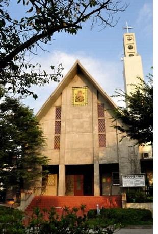 Iglesia Católica Kamakura