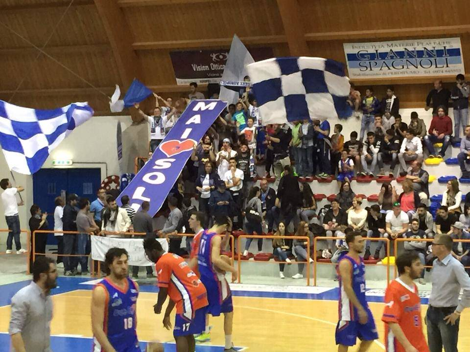 Basket, Play-off: Dominio Agropoli, Pescara regge un tempo