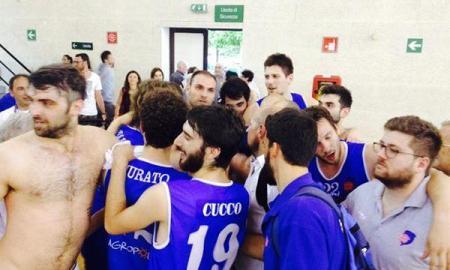Agropoli-Palermo basket