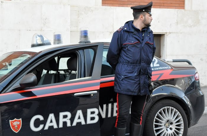 Furto di rubinetti in appartamenti, arrestato in flagranza