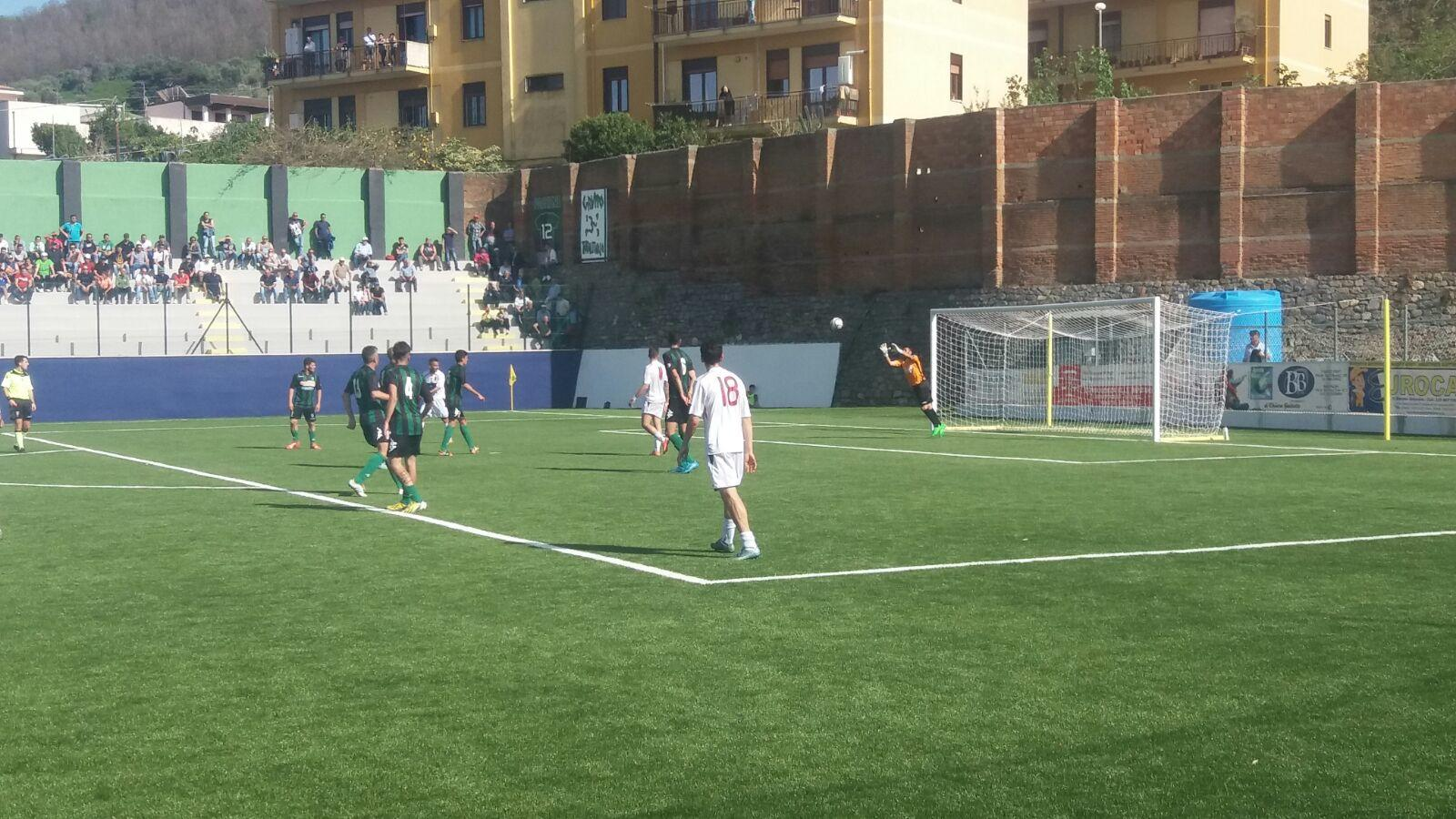 Serie D: Gelbison sconfitta, la salvezza passerà dai play out