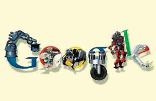 An Insight about Google's Robot Army