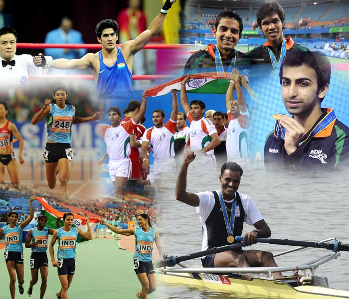 GROWTH OF SPORTS IN INDIA