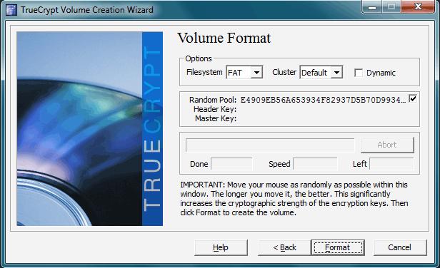 Proteja seus dados com o TrueCrypt