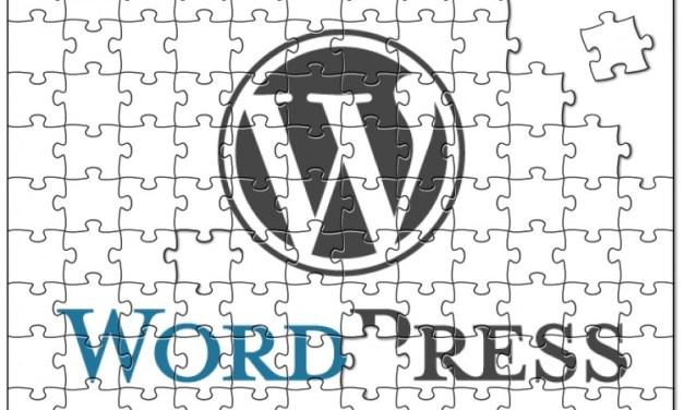 O problema nem sempre é com o WordPress